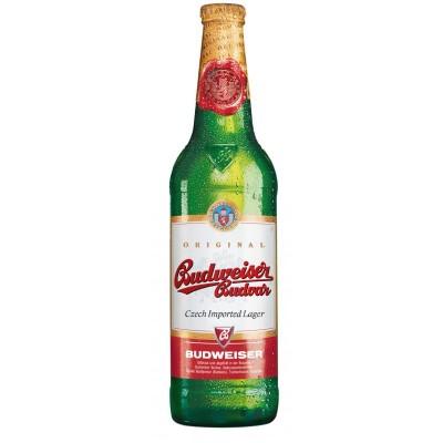 Пиво Budweiser 0.33