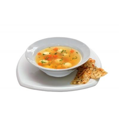 Суп с фрикадельками из телятины