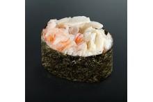Суши спайс креветка