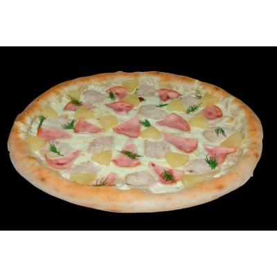 Пицца Куриная Американа