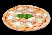 Пицца Маргарита на томатной или сливочной основе