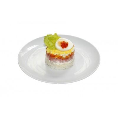 "Салат ""Мимоза-tuna"""